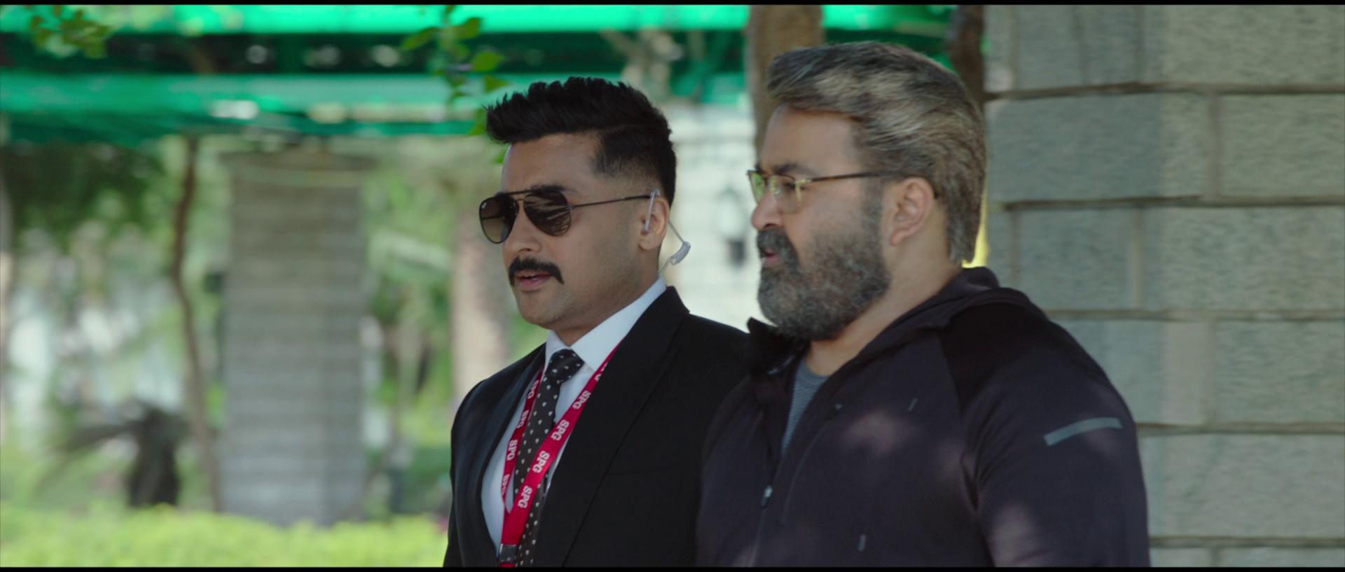 Kaappaan (2019) 1080p WEB-DL H264 DD5 1 Esubs [Dual Audio][Hindi+Tamil] DUS Exclusive