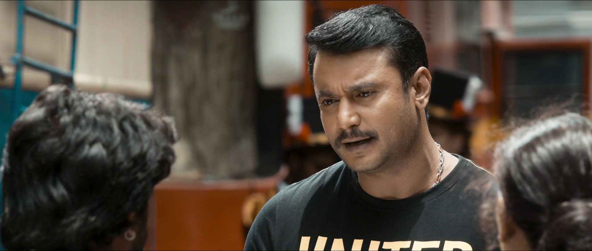 Inspector Vikram (2021) 1080p WEB-DL H264 DD5 1 [Dual Audio][Hindi+Kannada] DUS Exc