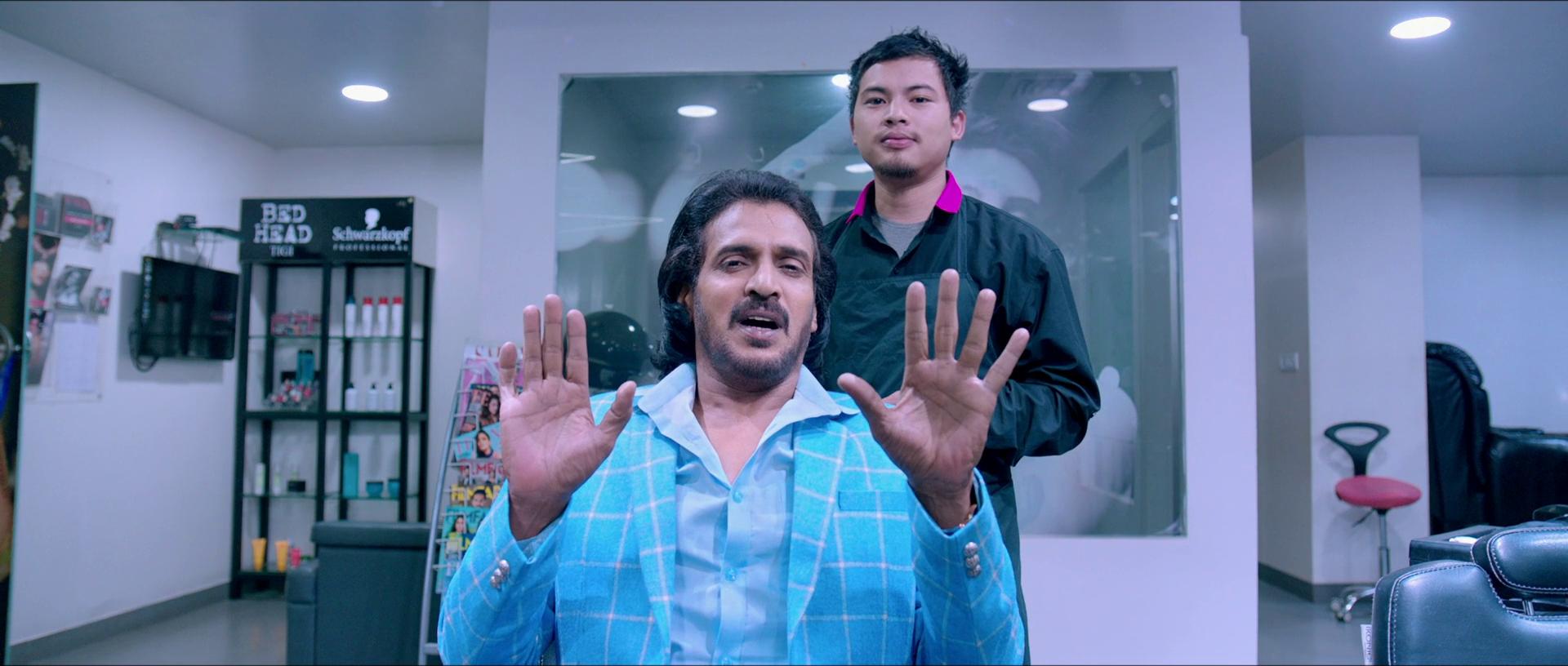 I Love You (2019) 1080p WEB-DL H264 DD5 1 [Dual Audio][Hindi+Kannada] DUS Exclusive